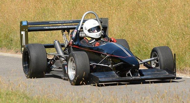 Motorcar, Singleseater, Hillclimb, Speed, Motorsport