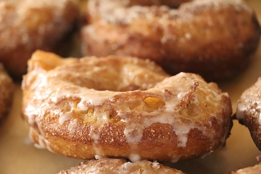 Doughnut, Pastry, Donut, Sweet, Donuts, Delicious, Food