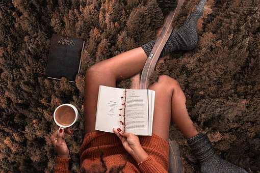 Relax, Read, Book, Rest, Enjoy, Benefit From, Nature