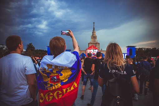Russia, Russian, Worldcup2018, Moscow, Fifafanfest2018