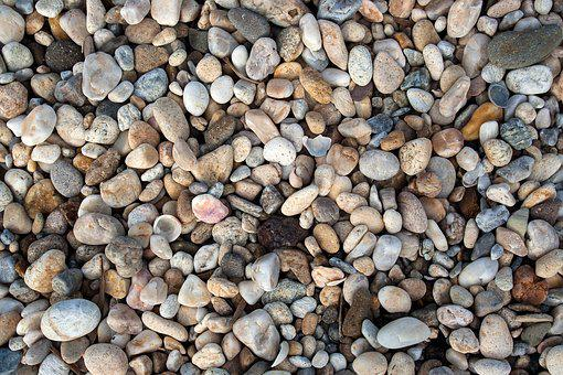 Pebbles, Background, Structure, Texture, Stones, Nature