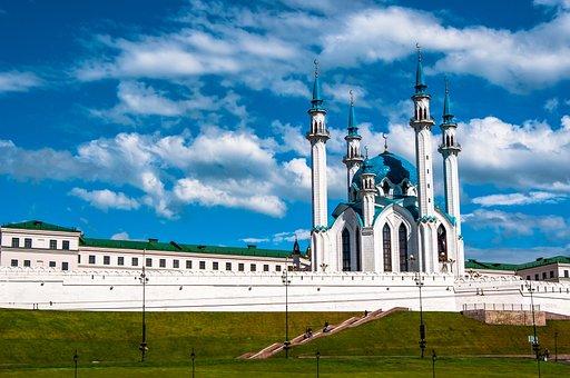 City, Kazan, Architecture, Tatarstan, Russia, Landscape