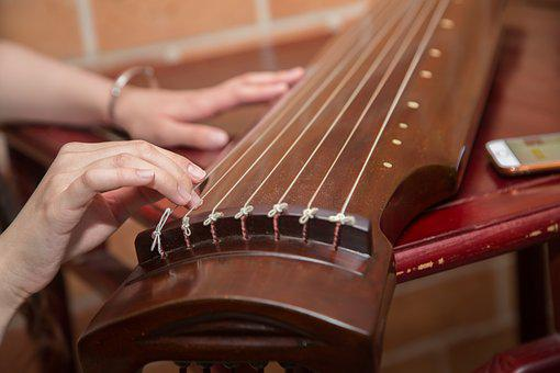 Musical Instrument, Music, String, Violin, Play