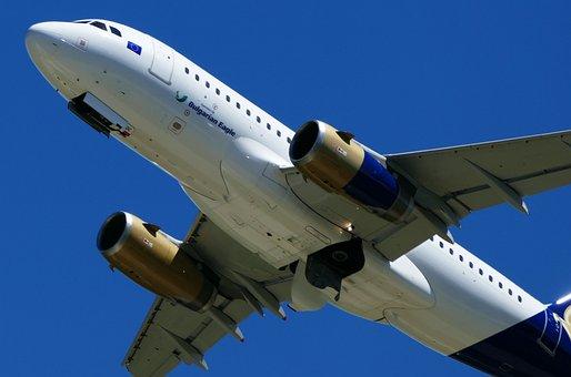 Zurich, Balls, Airport, Departure, Bulgarian Eagle