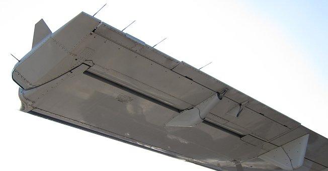 Aircraft, Aileron, Left, Atr, Aerodynamic, Balance