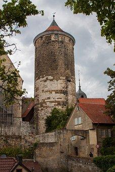Besigheim, Old Town, Castle, Keep