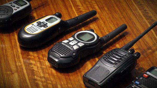 Radio In September, Walkie Talkie, Radio, Communication
