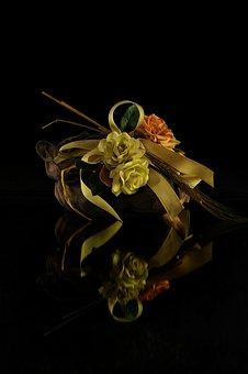 Flowers, Tape, Rosa, Yellow, Spring, Petals, Rose