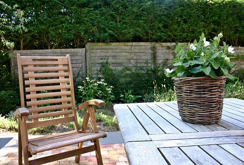 Garden, Garden Furniture, Garden Table, Decoration