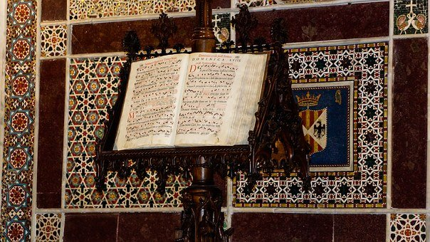 Hymn, Book, Christianity, Halleluja, Song, Psalm, Music