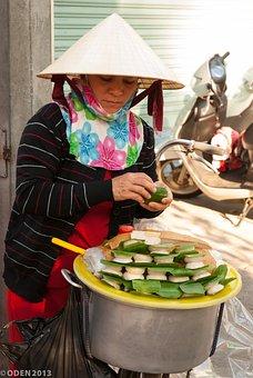 Vietnamese, Cake, Ho Chi Minh City, New Year