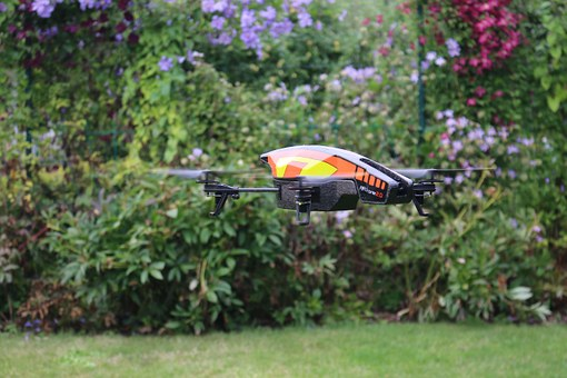 Parrot, Parrot Ar Drone, Parrot Ar Drone 2, 0, Drone