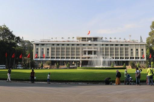 Vietnam, Museum, Presidential Palace, South East Asia