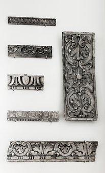 Stone Ornament, Sculpture, Mural, Detail, Architecture