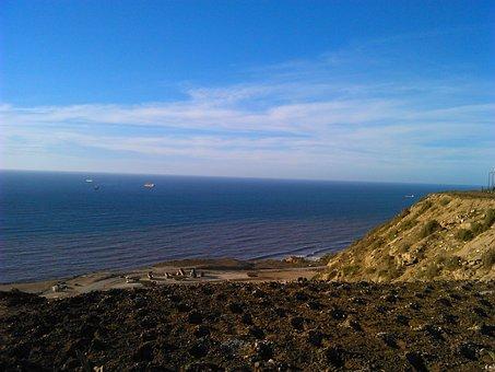 Bay, Sea, Ocean, Panoramic, Travel, Water, Nature