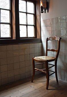 Wait, Rest, Silent, Lonely, Abandoned, Chair, Break