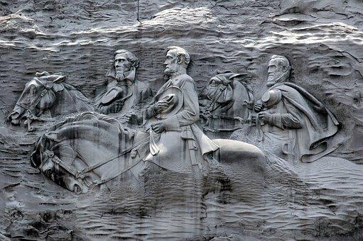 Monument, Stone Mountain, Georgia, Tourism, Southern