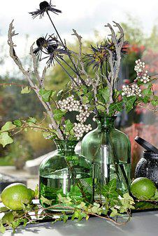 Deco, Table Decorations, Vase, Decoration, Decorative