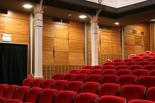 Spectacular Room, Pictures, Theater, Seats, Red, Seat