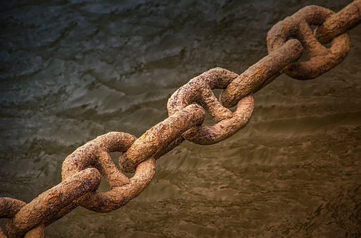 Metal, Technology, Anchor Chain, Fixing, Steel Chain