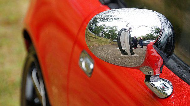 Reflector, Hood, Bumper, Rally Of Antique Vehicles, Car