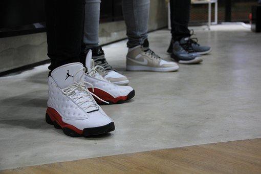 Basketball, Shoes, Sneaker, Air Jordan, Jordan, Basket