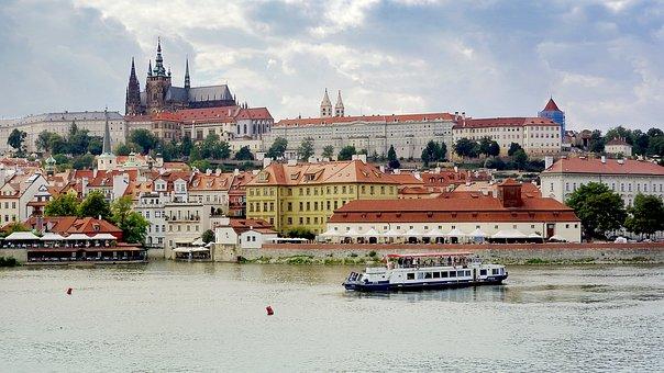 Prague, Prague Castle, Castle, A Small Party