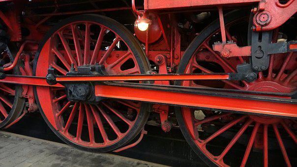 Loco, Wheels, Wheel, Locomotive, Railway, Nostalgia