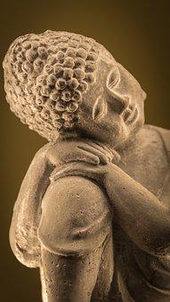 Buddha, Faith, Figure, Statue, Religion, Meditation