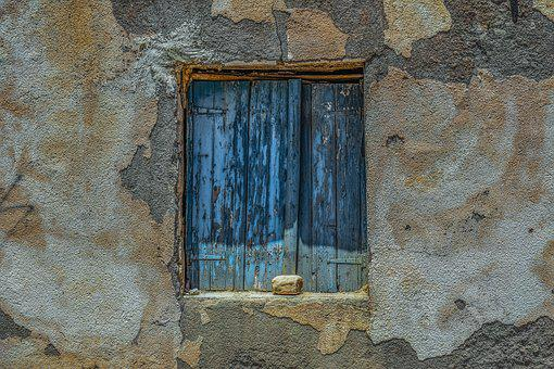 Window, Wooden, Grunge, Texture, Wall, Old, Weathered