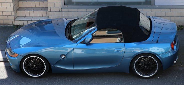 Bmw, Z4, Vehicle, Auto, Pkw, Automotive, Sports Car
