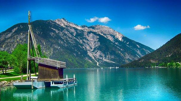 Achensee, Mountains, Tyrol, Nature, Austria, Landscape