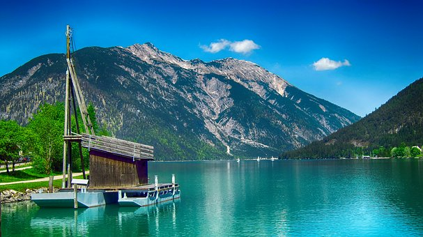 Achensee, Mountains, Tyrol, Nature, Austria, Landscape