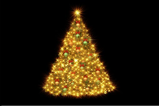 Christmas, Christmas Tree, Background, Advent, Tree