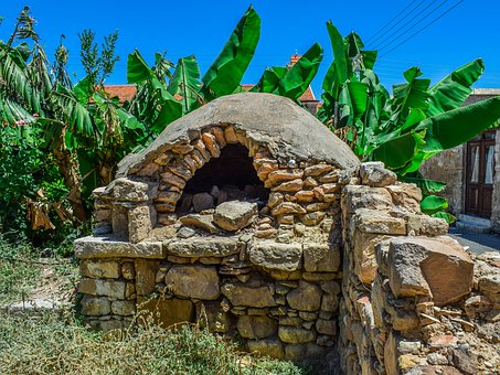 Traditional Oven, Earthen Oven, Aged, Old, Damaged