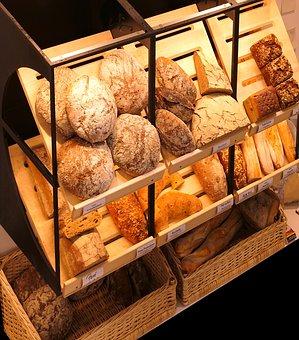 Bread, Baker, Food, Bake, Eat, Bakery, Nutrition