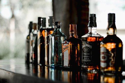 Beverage, Bar, Alcoholic Beverages, Wine, Liquor