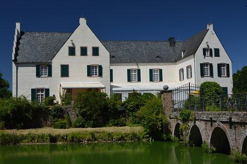 Castle, Heimer Home, Ville, Bonn, Places Of Interest