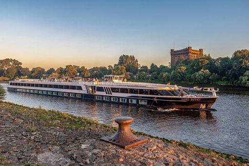 River Cruise Ship, Ms Sans Souci, River Cruise, Bremen