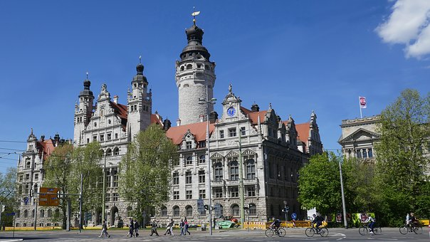 Leipzig, Places Of Interest, Building