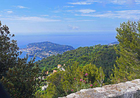 Mediterranean, Côte D ' Azur, South Of France, Coast