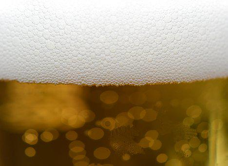 Beer, Glass, Foam, Drink, Refreshment, Alcohol, Thirst
