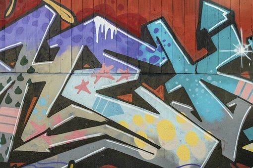 Graffiti Wall, Graffiti Art, Graffiti, Street Art