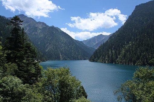China, Jiuzhaigou, Landscape, Sichuan, More, Nature