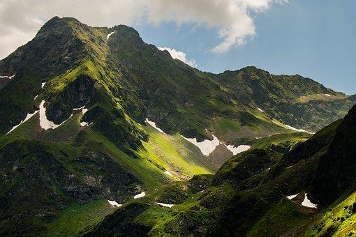Hochjoch, Mountain Summer, Montafon, Austria