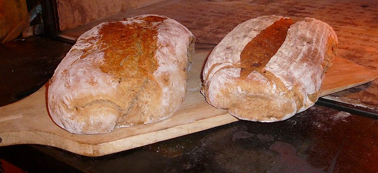 Bread, Bake, Food, Nutrition, Eat, Baked, Flour