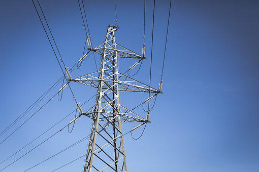 Pylon, Power, Electricity, Energy, Electric, Current