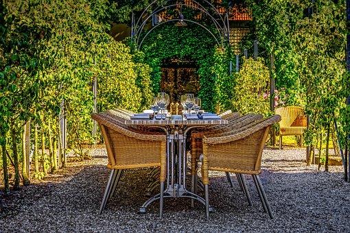 Table, Dinner, Restaurant, Dish, Dining, Decoration