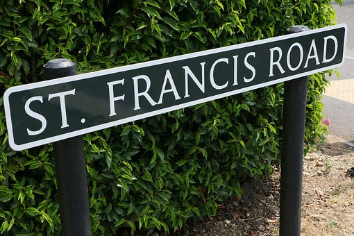 Street Sign, Uk, Maidenhead, Sign, Road
