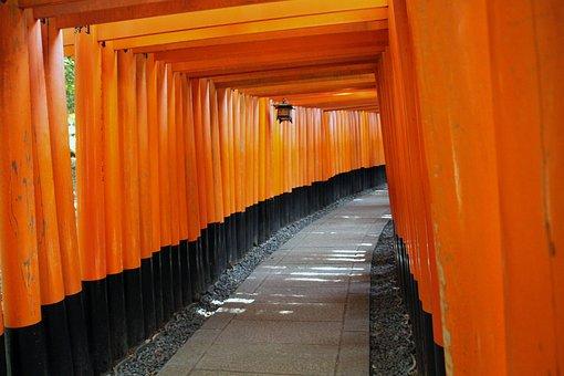 Japanese, Shrine, Culture, Religious